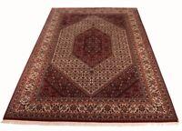 BIDJAR très bien 312 x 213 cm tapis d'Orient noué à la main laine / soie, NEUF