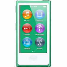 NEW Apple iPod Nano 7th Generation Green 16GB MP3 Player (Latest Model) Warranty
