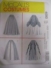 McCalls 4090 RENAISSANCE SKIRTS Costume Sewing Pattern Women UNCUT Sz 10-16