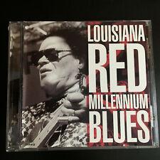 Louisiana Red Millennium Blues Earwig records 1999 Cd