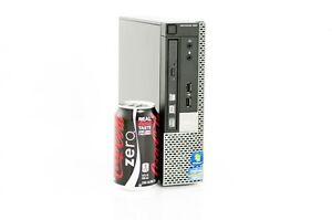 Dell Optiplex 9010 USFF 3.3GHz 4GB 500GB HDD Win 10 Pro x64