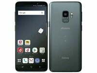 SAMSUNG GALAXY S9 Android Smartphone Unlocked Titanium Gray Japan version