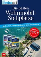 STELLPLATZFÜHRER Die besten Wohnmobil-Stellplätze 1400 Plätze 3 Bände Wohnwagen