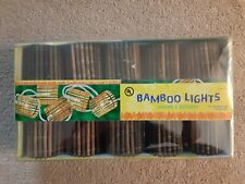 Bamboo String Lights