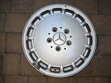 Mercedes W201 OEM Aluminum Wheel 15X6 ET49 2014001202 190E 85-92