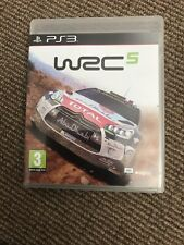 WRC 5 World Rally Championship 5  Playstation 3  PS3