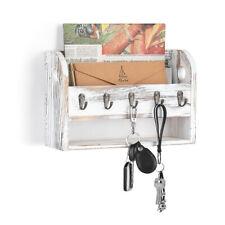 Key&Letter Hanger Holder Storage Wall Hook Rack Organizer Mount Home Decor Door