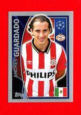 CHAMPIONS LEAGUE 2015-16 Topps -Figurine-stickers n. 96 - GUARDADO -PSV-New