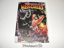 Adventures Of Hercules Hardcover Graphic Novel TPB Stone Arch 2009 Martin Powell