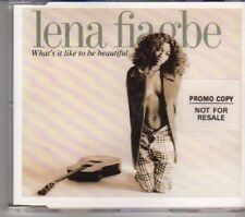 (DE938) Lena Fiagbe, What's It Like To Be Beautiful - 1994 CD