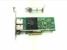 INTEL/DELL X540-T2 CONVERGED DUAL PORT NETWORK ADAPTER K7H46/3DFV8