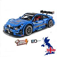 Custom Technic C 63 Racing Car 42056 42083 42110 Building Blocks Bricks MOC