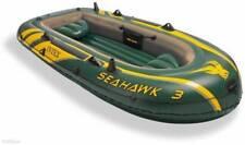 INTEX 68349 CANOTTO GOMMONE GONFIABILE INTEX  Seahawk 300  - 295 X137 X 43 cm !!