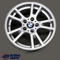 "BMW X3 Series E83 Alloy Wheel Rim 17"" Double Spoke 148 ET:46 8J 3412060"