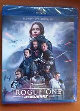 Rogue One A Star Wars Story (Blu-ray/DVD,  Digital Copy  NS Free shipping