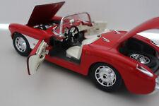 Modellauto Chevrolet Corvette (1957) 1/18 von Burago
