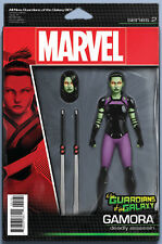 All New Guardians o/t Galaxy #1 Marvel Comics 2017 Action Figure Variant Gamora