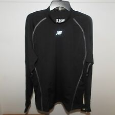 New Balance Black Compression Cold Mock New Mens 4XL