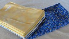 FLEURETTE Timeless Treasures Benartex Fabric 18 Fat Quarters & 2 3/8 Yard