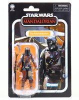 Star Wars The Vintage Collection The Mandalorian VC166 Figure