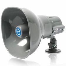 Atlas Sound Omni-Purpose Horn Loudspeaker 15 Watts with Transformer - Ap-15T
