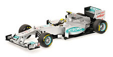 1/18 Minichamps MB GP F1 Équipe N. Rosberg 2010 #4 Petronas