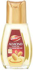 Dabur Almond Hair Oil for Damage Free Hair -100mlRich in Vitamin E