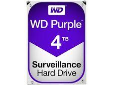 """WD Purple Surveillance 4TB SATA III 3.5"""" Hard Drive 5400RPM, 64MB Cache WD40PURZ"""
