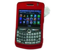Rubberized Proguard Case Red For BlackBerry Curve 8330