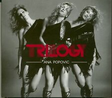 Ana Popovic - Trilogy (3-CD) - Blues From Europe's Continent