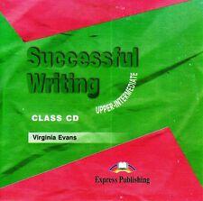 Express Pbl SUCCESSFUL WRITING UPPER-INTERMEDIATE Class CD / Virginia Evans @NEW