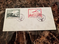 1942 France Cover Waffen SS Foreign Legion Volunteer Stamps  Airmails Feldpost