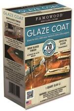 GLAZE COAT EPOXY GLAZE HIGH GLOSS ULTRA CLEAR 5050080 QUART