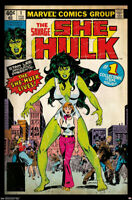 Marvel Comics - She-Hulk - The Savage She-Hulk #1