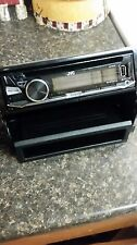 JVC IN-DASH CAR STEREO - EXCELLENT CONDITION - 6 MONTHS OLD