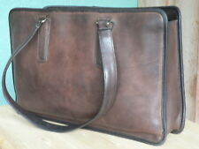 Vintage COACH NYC-MARKETING TOTE- LARGE Leatherware Bag #9665 REHABBED!CLEAN!
