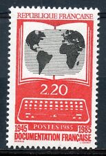 STAMP / TIMBRE FRANCE NEUF N° 2391 ** DOCUMENTATION FRANCAISE