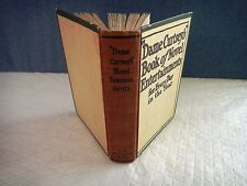 "Dame Curtsey's"" Book of Novel Entertainments for Every Day in the Year HC 1920"