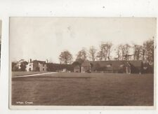 Whan Cross Chalfont St Giles Buckinghamshire Vintage RP Postcard 611b