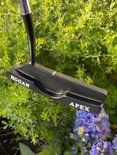 Ben Hogan Apex Milled Putter in Luxurious Black Nickel Plating