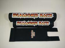 Diamondback padset bmx old school Harry Leary Turbo Viper SILVER STREAK. and ETC