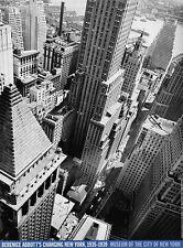 Berenice Abbott Changing New York Poster Kunstdruck Bild 61x46cm - Portofrei