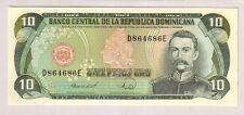 Repubblica Dominicana 10 pesos oro  1988    FDS UNC pick 119c   lotto 2715