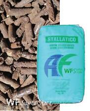 Stallatico Pellet - sacco da Kg 25 - Concime Naturale Ammendante Pellettato