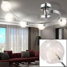 Deckenleuchte Wohnzimmer Esszimmer Deckenlampe Leuchte Esszimmerlampe Globo  56397 5