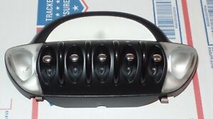 2009-2015 MINI Cooper CONVERTIBLE  Overhead Dome Light switch console  OEM