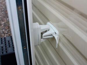 STATIC CARAVAN DOOR CLIP CATCH RETAINER HOLDER LEVER TOURING BOAT DOOR STAY OPEN