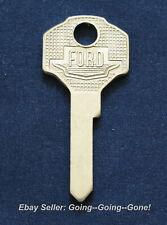 ORIGINAL OEM FORD KEY BLANK 1935-1951 BRIGGS GRV 17 1125F H10 H5 IGNITION / DOOR
