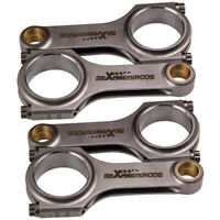 Connecting Rod for Ford Duratec 2.3 Mazda MZR 2.3 Conrod Bielle 800HP 4pcs