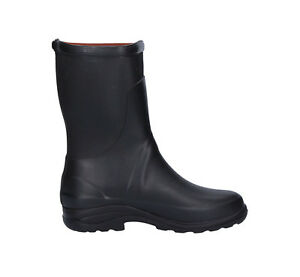 AIGLE RBOOT Bottillon Mens Boots - Black